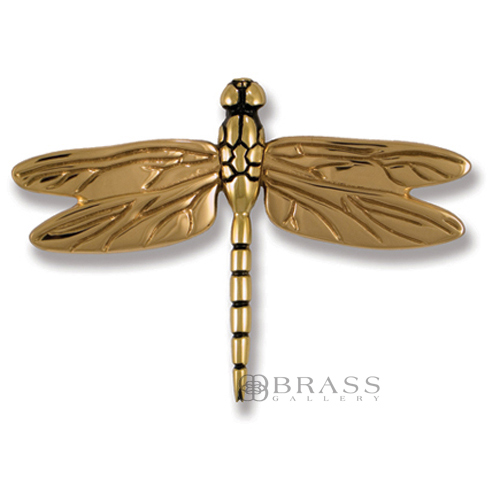 Dragonfly door knocker brass gallery - Dragonfly door knocker ...
