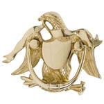Brass Accents - Eagle Door Knocker
