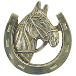 Brass Accents - Horse Door Knocker