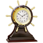 Chelsea Clock - Brass Mariner Limited Edition Clock