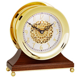 Chelsea Clock - Brass Centennial Limited Edition Clock