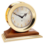 Chelsea Clock - Brass Concord Clock