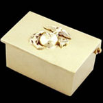 Brass Engravable Marine Box