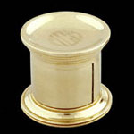 Brass Stamp Dispenser