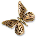 Michael Healy - Brass Butterfly Door Knocker