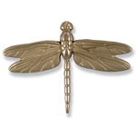 Michael Healy - Nickel Silver Dragonfly Door Knocker