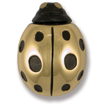 Michael Healy - Brass Ladybug Door Knocker