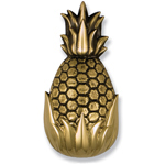 Michael Healy - Brass Pineapple Door Knocker