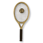 Michael Healy - Brass Tennis Racket Door Knocker