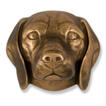 Michael Healy - Bronze Beagle Door Knocker