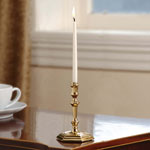 Williamsburg - Hexagonal Base Taper Candlestick