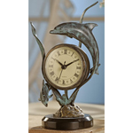 SPI Gallery - Dolphin Clock