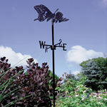 Whitehall - Butterfly Garden Weathervanes