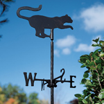 Whitehall - Cat Garden Weathervanes