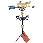Whitehall - 30&quot; Full-Bodied Country Doctor Weathervane