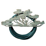 Whitehall - Frog Garden Hose Holders