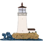 Whitehall - Lighthouse Mailbox Ornaments