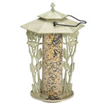 "Whitehall - 12"" Chickadee Silhouette Bird Feeders"