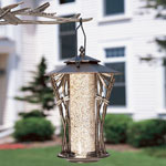 "Whitehall - 12"" Dragonfly Silhouette Bird Feeders"
