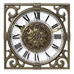 Whitehall - Irongate Outdoor Clock