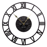 Whitehall - Sunface Floating Ring Outdoor Clocks