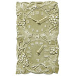 Whitehall - Grapevine Clock & Thermometer Combos