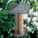 "Whitehall - 12"" Dragonfly Tube Bird Feeders"