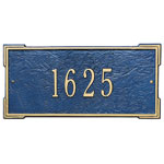Whitehall - 1 Line Roanoke Address Plaque