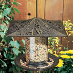 "Whitehall - 6"" Trumpet Vine Tube Bird Feeders"