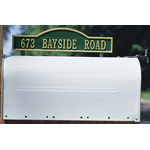 Whitehall - Two-Sided Mailbox Address Marker