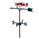 Whitehall - Airplane Garden Weathervanes