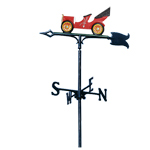 Whitehall - Antique Auto Garden Weathervanes