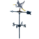 Whitehall - Blue Heron Garden Weathervanes