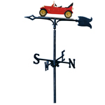 Whitehall - Chevy 1913 Garden Weathervanes