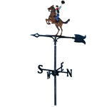 Whitehall - Cowboy Garden Weathervanes