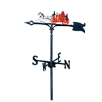 Whitehall - Fire Engine Garden Weathervanes