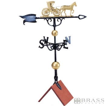 "Whitehall - 30"" Full-Bodied Country Doctor Weathervane"
