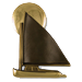 Brass Nautical Home Decor
