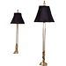 Brass Buffet Lamps