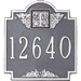 Whitehall Decorative Name & Address Signs