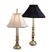 Williamsburg Table Lamps